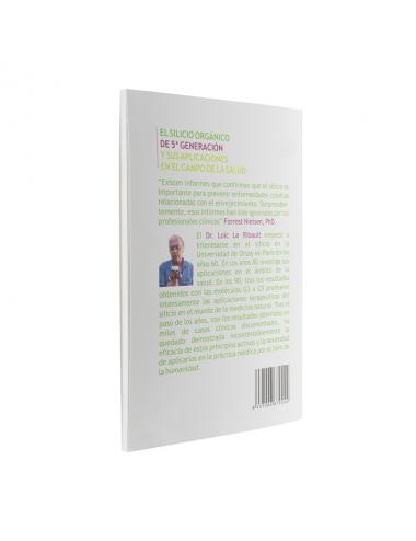 """Libro """"El silicio orgánico G5 y sus aplicaciones en el camo de la salud"""""""