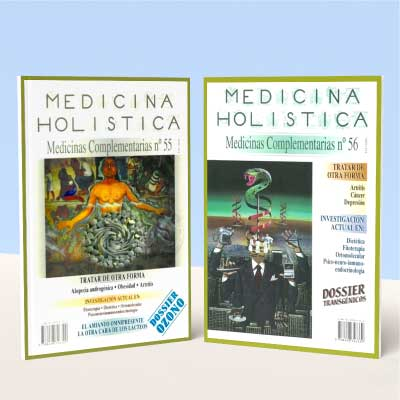 Revistas medicina holística