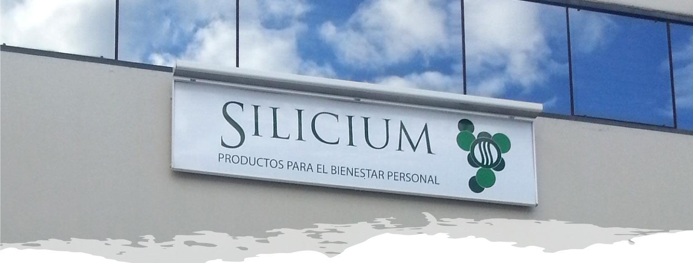 Fachada de la empresa Silicium Laboratorios